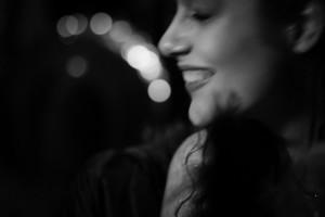 mit Talitha beim Talk&Shoot im Studio von Carsten Kolmetz