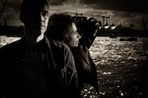 in Hamburg mit Daniela und Ingo