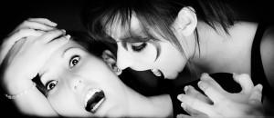 BatModel mit Elena